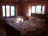 A Bedroom at Doolin Cliffhouse Self Catering, Doolin, County Clare