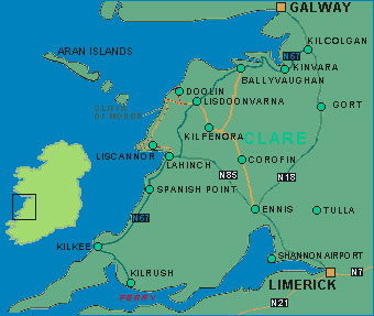 Doolin County Clare Doolin Ireland Directions Doolin West Clare Ireland